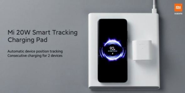After Apple failed to produce it; Xiaomi unveils a smart AirPower to charge more than one device