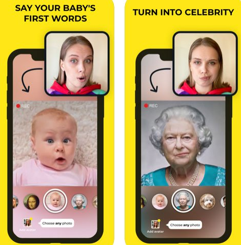 Avatarify - convert your photo into any face you want!