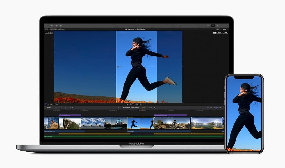 Final Cut Pro X gets automatic cropping and social media-friendly video output