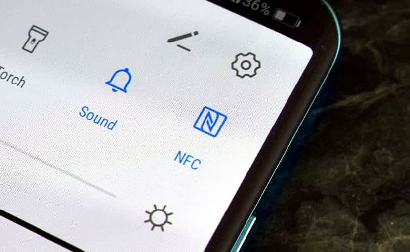 NFC feature