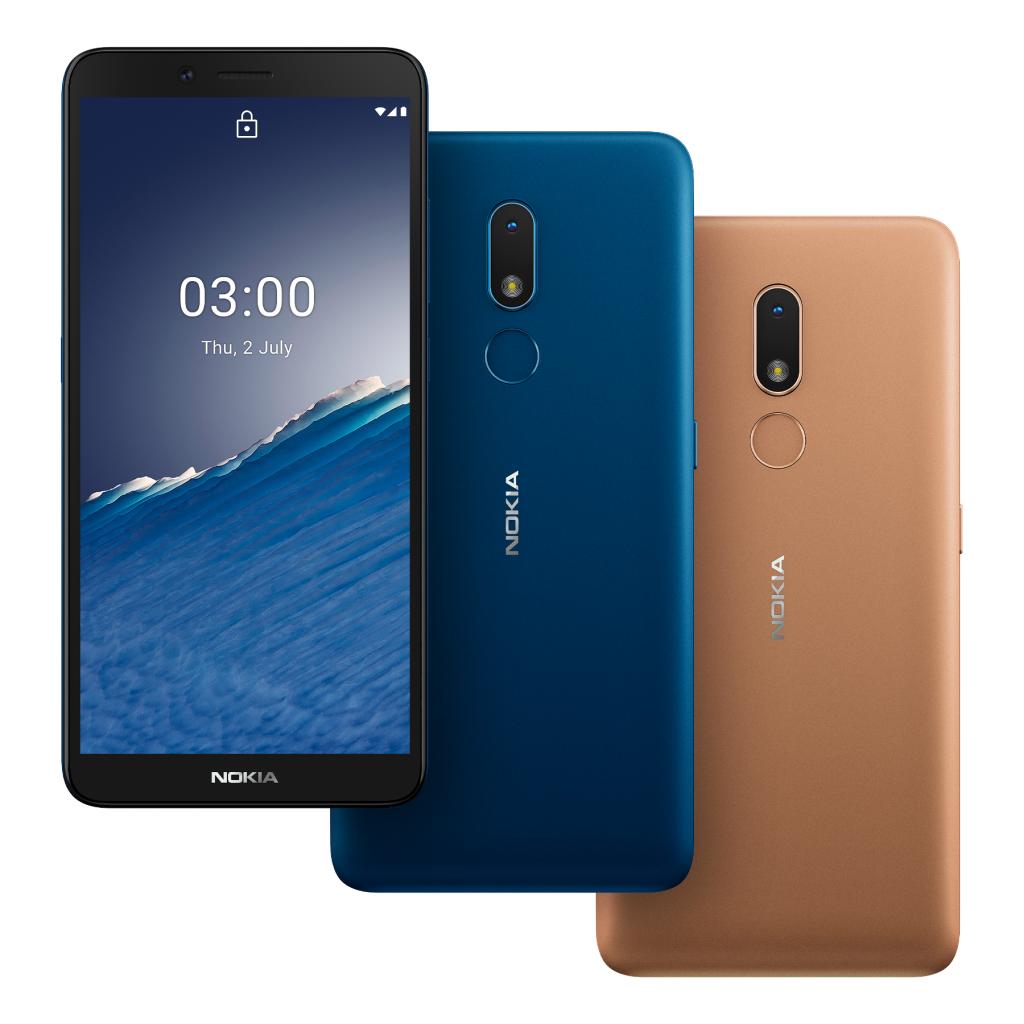 Nokia unveils the Nokia C3 phone with Android 10 and announces its launch in the Kingdom of Saudi Arabia