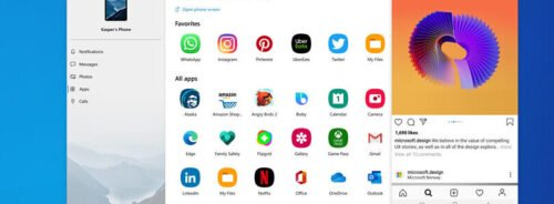 Run Android applications on Windows 10