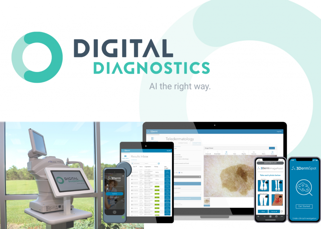 An innovative medical artificial intelligence platform, Digital Diagnostics, to acquire 3Derm Systems and add the Kingdom of Saudi Arabia to its list of markets