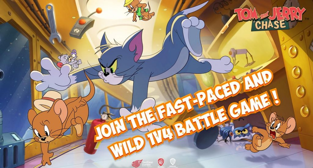 Tom and Jerry: Chase launched for more countries - NetEase
