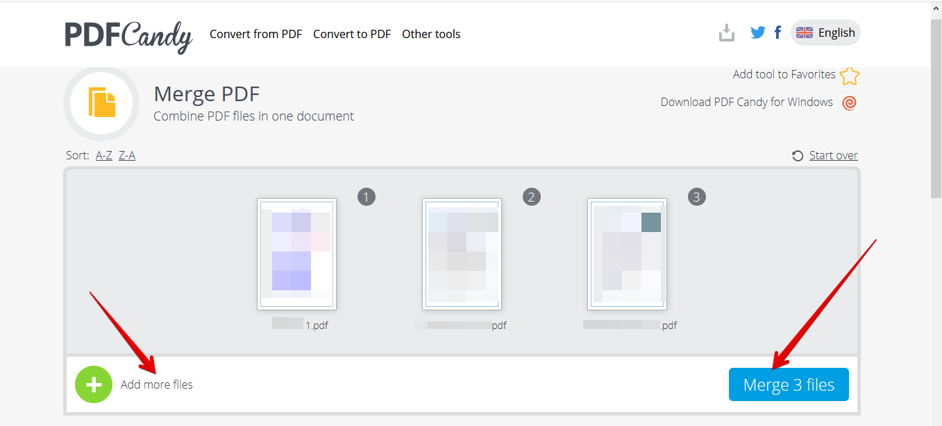 Top 3 tools that let you merge PDF files online easily